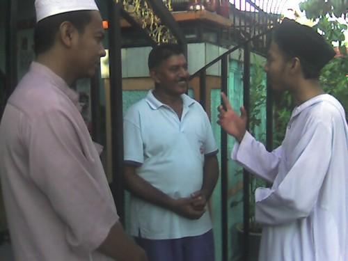 dakwah non muslim